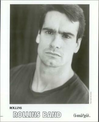 Henry Rollins Boxed Life Media Press Pack USA Promo PRESS PACK IMAGO 1992 • 18.44£