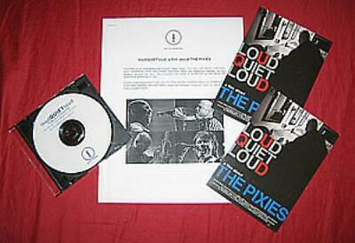 Loud QUIET Loud: A Film About The Pixies Pixies USA Media Press Kit Promo • 51.19£
