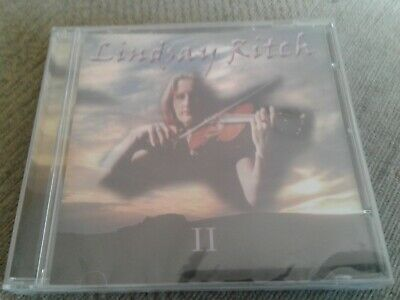 Lindsay Ritch II Cd New And Sealed Freepost  • 9.99£