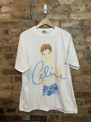 Vintage Celine Dion Shirt Size L Falling Into You  • 148.16£