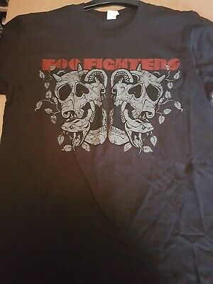 Foo Fighters T-shirt Unisex Small Rare Official • 5£