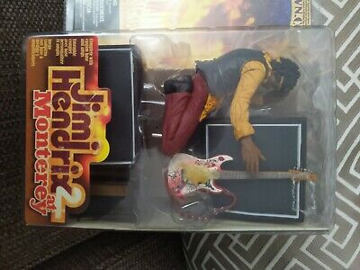 Jimmi Hendrix McFarlane Action Figure Unopened • 130£