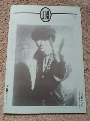 Charlatans 109 Fanzine Issue 7 August 1993 Very Rare Looking For The Orange One • 4.49£