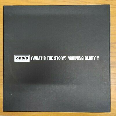 Oasis - What's The Story Morning Glory? Super Deluxe Box Set 2015 • 150£