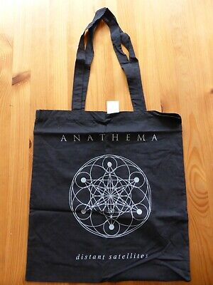 ANATHEMA - Official  Distant Satellites  Cloth Tote Bag - NEW • 4.99£