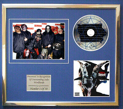 Slipknot Iowa  Cd Album Display • 47.97£