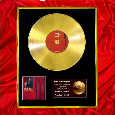 Eminem Music To Be Murdered By Gold/platinum/multi Disc Record Choice Of 3 • 167.97£