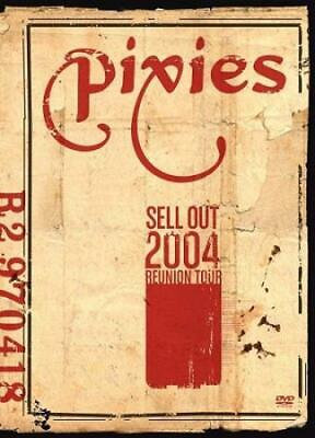 Sell Out: 2004 Reunion Tour Pixies DVD UK 0349704182 WARNER 2005 • 13.74£