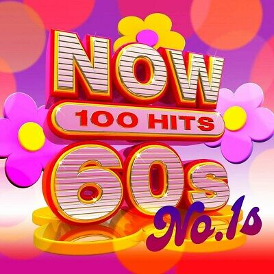 NOW 100 Hits: 60s - Various Artists (Album) [CD] RELEASED 27/11/2020 • 11.99£