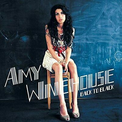 Amy Winehouse Back To Black  Vinyl  New & Sealed • 13.85£