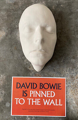 David Bowie Life Mask The Hunger Official V&A Merchandise Number 230/300 • 85£