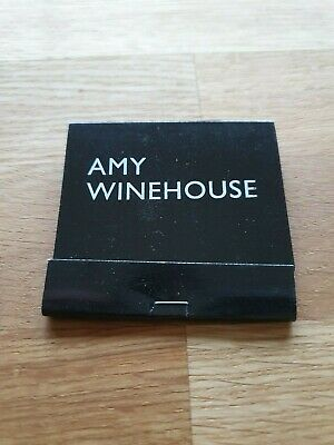 AMY WINEHOUSE - Original Promotional Match Book  Frank  - 2003 - NEW - Matchbook • 2.49£