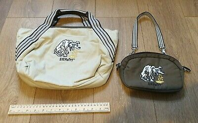 Sic Puppy Bag Handbag James Bourne Busted Rare RRP £35 Never Used • 4.99£