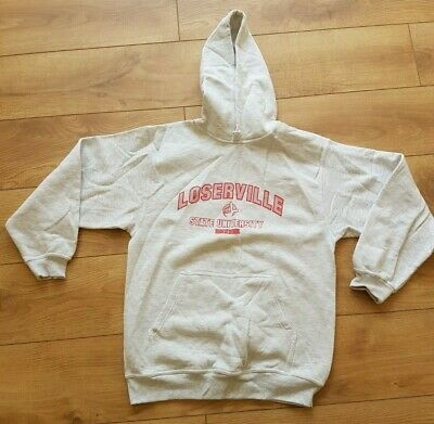 Son Of Dork Loserville Hoody Busted James Bourne • 4.99£
