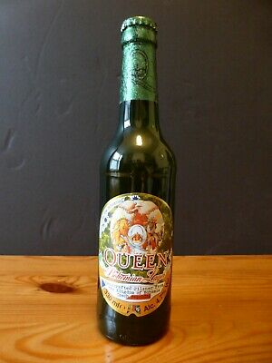 QUEEN - Official Bottle Of Czech  Bohemian Lager  - Brian May - Ornamental - NEW • 5.99£