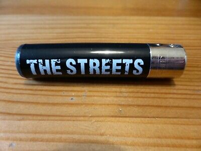 THE STREETS - Official Logo Clipper Refillable Lighter - NEW • 3.99£