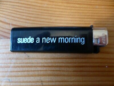 SUEDE - Official  A New Morning  Disposable Cigarette Lighter • 4.20£