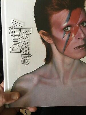 David Bowie Duffy Signed • 70£