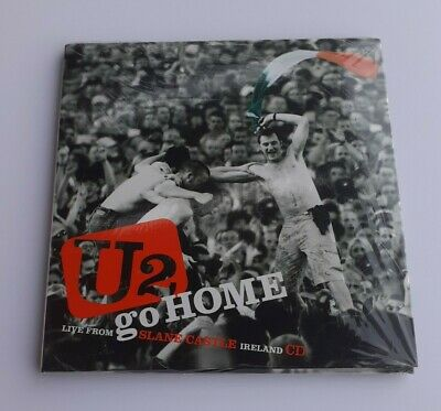 U2 Go Home. Live From Slane Castle Ireland. Fan Club Only CD. Factory Sealed.  • 5.50£