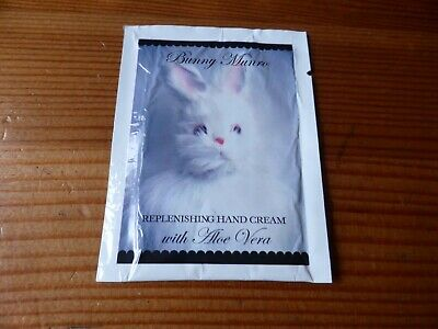 NICK CAVE - Official  Bunny Munro  Hand Cream Sachet From Book Reading Tour NEW • 3.99£