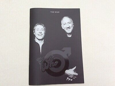 The Who 2006 Tour Programme - Mint Condition Loft Find See Other Attic Finds • 10.99£