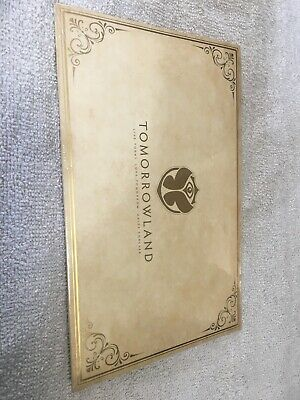 Tomorrowland Official Postcard & Stamps Set (Ltd Edition) New & Sealed • 29.99£