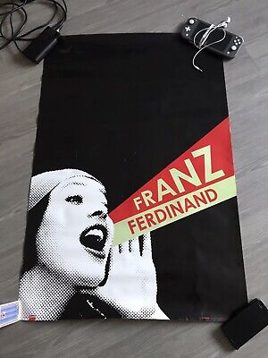 Vintage Franz Ferdinand 2005 You Could Have It So Much Better Poster • 15£