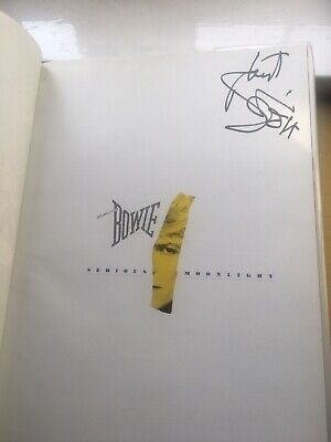 David Bowie Signed • 3,000£