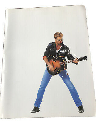 George Michael Faith Tour 1988 Programme  • 14.99£