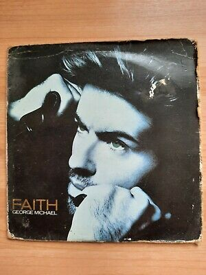 George Michael Faith Cd Single 3 Tracks 1987 CBS Made In Austria Card Sleeve • 7.99£