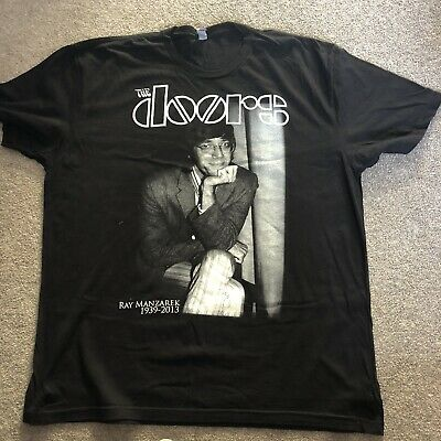 2xDoors T Shirts ,Ray Stand Up To Cancer T Shirt And When Your Strange Movie XLs • 19.99£