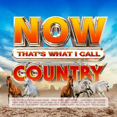 NOW That's What I Call Country - Kenny Rogers [CD] Sent Sameday* • 9.98£