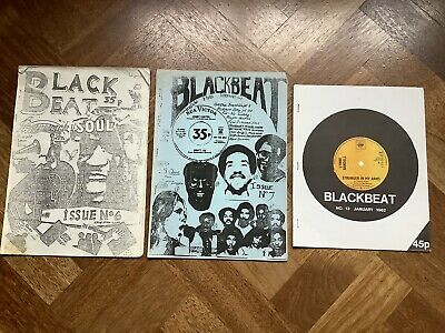 Blackbeat Soul And Northern Soul Magazines (3 Issues) • 9.99£