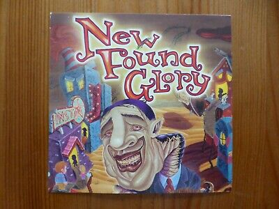 NEW FOUND GLORY -  Catalyst  Official Album Release Sticker 2004 - NEW • 1.99£