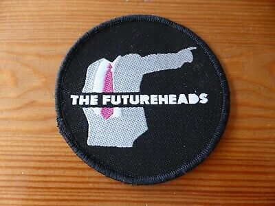 THE FUTUREHEADS - Official Cloth Patch - 2005 - NEW - Hounds Of Love • 1.49£