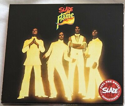 Slade In Flame • 4.50£