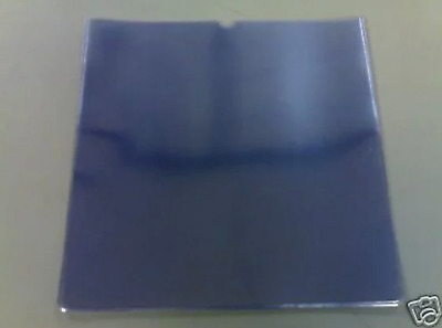 25 X 12  Pvc  Record Sleeves / Covers - V Strong - Glass Clear *new + Free Del • 9.39£