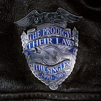 The Prodigy : Their Law: The Singles 1990-2005 CD (2005) FREE Shipping, Save £s • 2.54£