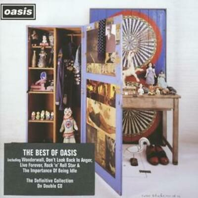 Oasis : Stop The Clocks CD Definitive  Album 2 Discs (2006) Fast And FREE P & P • 2.48£