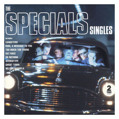 The Specials : Singles CD (1991) Value Guaranteed From EBay's Biggest Seller! • 2.25£