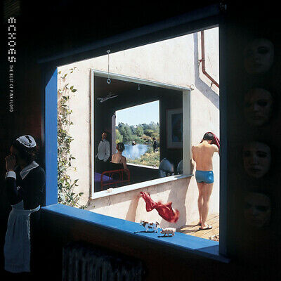 Pink Floyd : Echoes: The Best Of Pink Floyd CD 2 Discs (2001) Quality Guaranteed • 3.98£