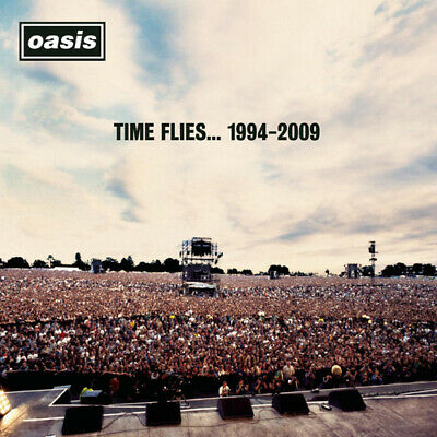 Oasis : Time Flies... 1994-2009 CD 2 Discs (2010) Expertly Refurbished Product • 4£