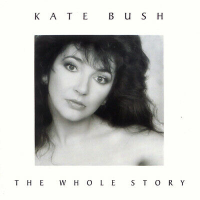 Kate Bush : The Whole Story CD (1986) Highly Rated EBay Seller Great Prices • 1.97£