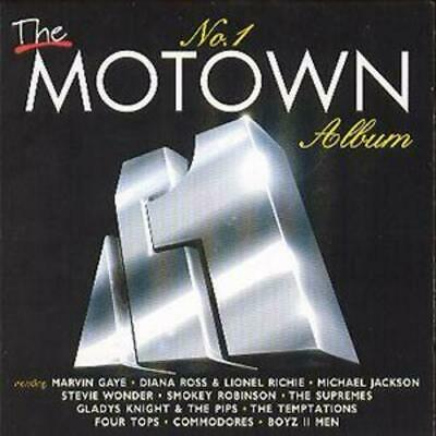 Various : The No.1 Motown Album CD (2000) Highly Rated EBay Seller Great Prices • 2.03£