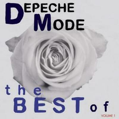 Depeche Mode : The Best Of Depeche Mode - Volume 1 CD (2006) Fast And FREE P & P • 2.40£