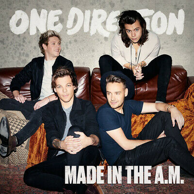 One Direction : Made In The A.M. CD (2015) Incredible Value And Free Shipping! • 2.42£