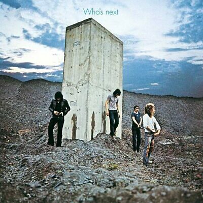The Who : Who's Next CD (1993) Value Guaranteed From EBay's Biggest Seller! • 2.30£
