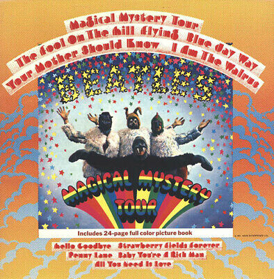 The Beatles : Magical Mystery Tour CD (1987) Incredible Value And Free Shipping! • 3£
