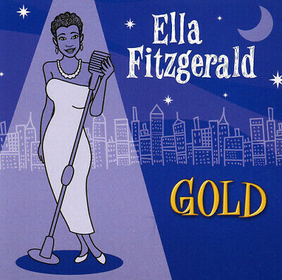 Ella Fitzgerald : Gold - All Her Greatest Hits CD 2 Discs (2003) Amazing Value • 2.50£