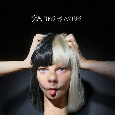 Sia : This Is Acting CD (2016) Value Guaranteed From EBay's Biggest Seller! • 2.29£